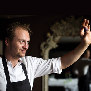 Bart Vanhove - Chef on the move